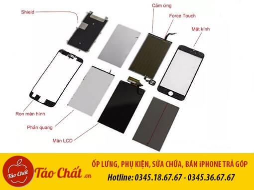 Cấu Tạo Màn Hình iPhone Taochat.vn