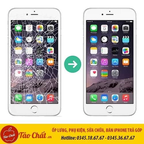 Ép Kính iPhone 6S Plus Taochat.vn