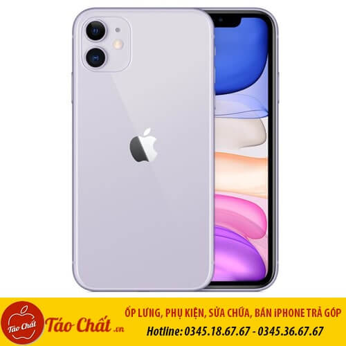 iPhone 11 Màu Tím Taochat.vn