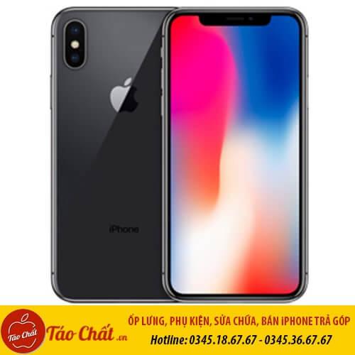 iPhone X Đen Taochat.vn