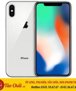 iPhone X Trắng Taochat.vn