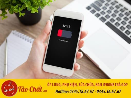 Khi Nào Cần Thay Pin iPhone Taochat.vn
