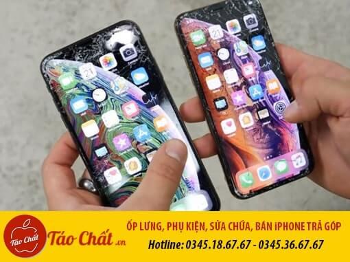 Màn Hình iPhone Bị Hỏng Taochat.vn
