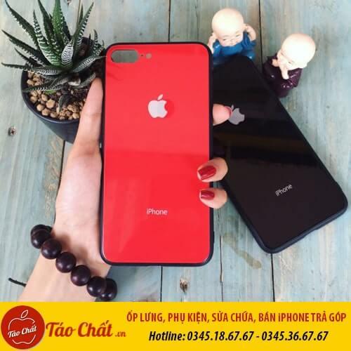 Ốp Gương Màu Đỏ Taochat.vn
