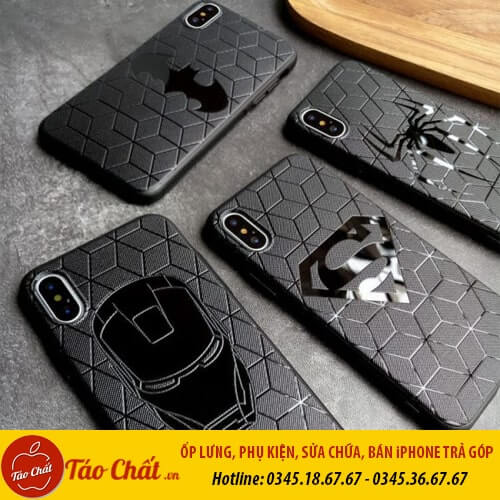 Ốp iRon Man Cho iPhone Taochat.vn
