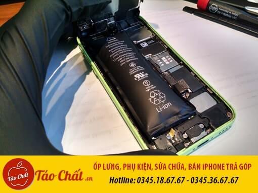 Pin iPhone Bị Phồng Taochat.vn