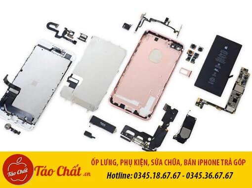 Quy Trình Sửa Chữa iPhone Taochat.vn
