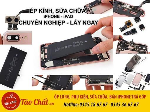 Sửa Chữa tại iPhone Đà Nẵng ở cửa hàng Táo Chất