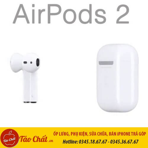 Tai Nghe Airpod 2 Sạc Không Dây Taochat.vn