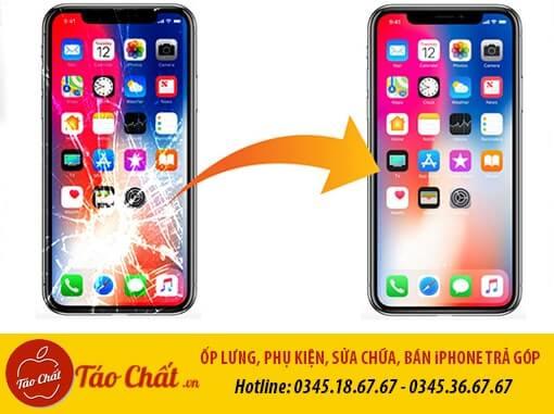 Thay Ép Mặt Kính iPhone Chính Hãng Taochat.vn