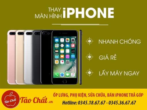 Thay Màn Hình iPhone Chính Hãng Đà Nẵng Taochat.vn