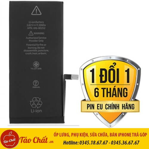 Thay Pin iPhone 6 Taochat.vn