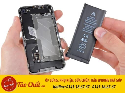 Thay Pin iPhone Chất Lượng Taochat.vn